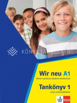 Kép: Wir neu Tankönyv 1 online audiomelléklettel