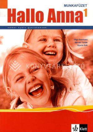 Kép: Hallo Anna Munkafüzet 1. online audiomelléklettel