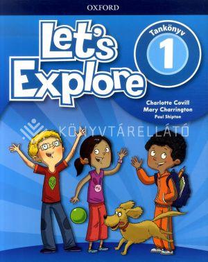 Kép: Lets Explore 1 Tankönyv
