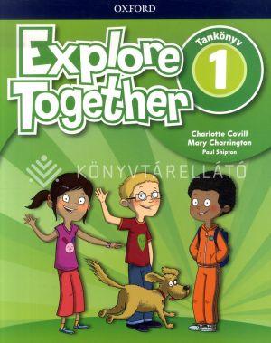 Kép: Explore Together 1 Tankönyv