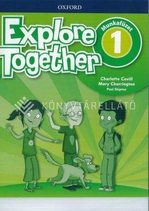 Kép: Explore Together 1 Munkafüzet online hanganyaggal