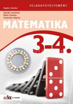 Kép: Matematika 3-4. osztály feladatgyűjtemény
