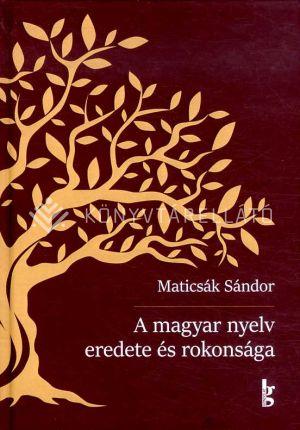 Kép: A magyar nyelv eredete és rokonsága