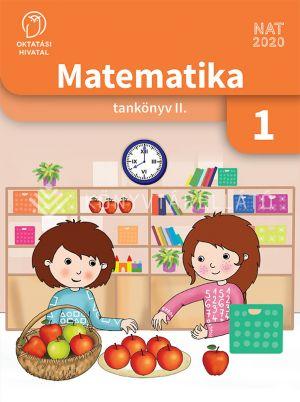 Kép: Matematika 1. tankönyv II. kötet