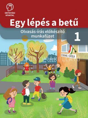 Kép: Olvasás-írás készségfejlesztő füzet 1. osztályosoknak