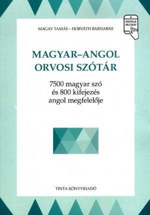 Kép: Magyar-angol orvosi szótár