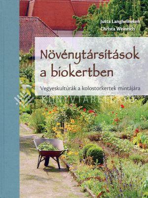 Kép: Növénytársítások a biokertben