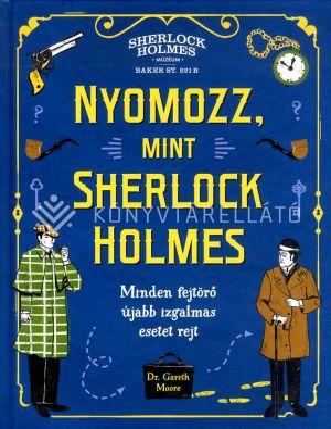 Kép: Nyomozz, mint Sherlock Holmes