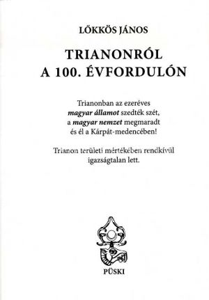 Kép: Trianonról a 100. évfordulón