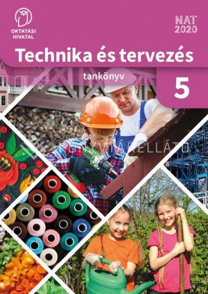 Kép: Technika és tervezés 5. tankönyv