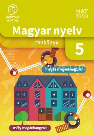 Kép: Magyar nyelv - Tankönyv az 5. évfolyam számára