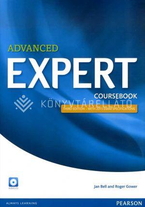 Kép: Advanced expert : coursebook