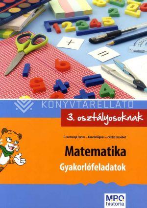 Kép: Matematika - Gyakorló feladatok 3. osztályosoknak