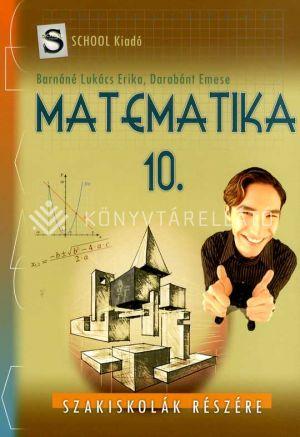 Kép: Matematika 10. (szakiskolai)