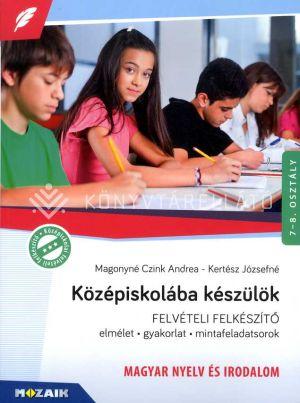 Kép: Középiskolába készülök - Magyar nyelv és irodalom