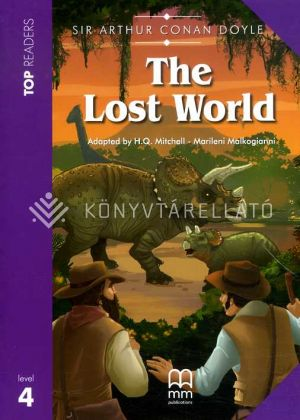 Kép: The Lost World (Level 4) Student'S Book (With Cd-Rom)