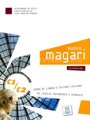 Kép: Nuovo Magari C1/C2 - Corso di lingua e cultura italiana + CD audio (2)