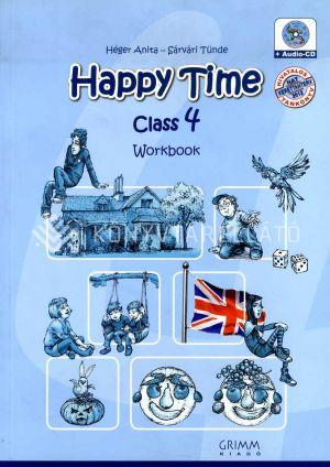 Kép: Happy Time Workbook CD-melléklettel