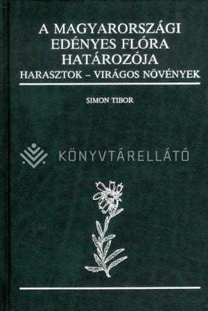 Kép: A magyarországi edényes flóra