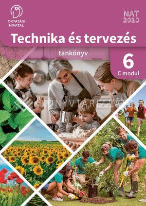Kép: Technika és tervezés 6. tankönyvC MODUL Kertészeti technológiák
