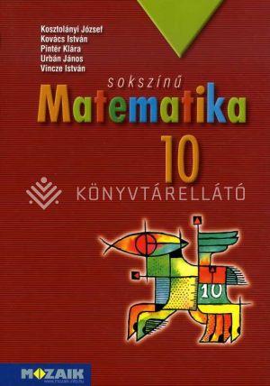 Kép: Sokszínű MATEMATIKA 10. tankönyv