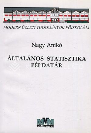 Kép: Általános statisztika példatár