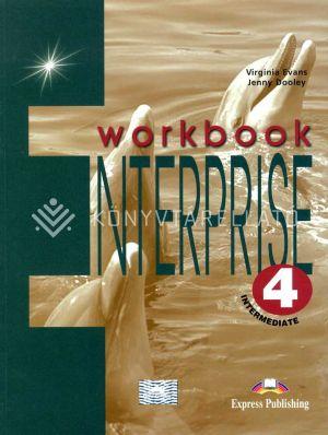 Kép: ENTERPRISE 4 Workbook Intermediate