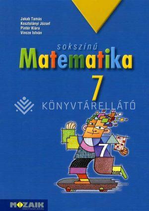 Kép: Sokszínű matematika tankönyv 7. o.