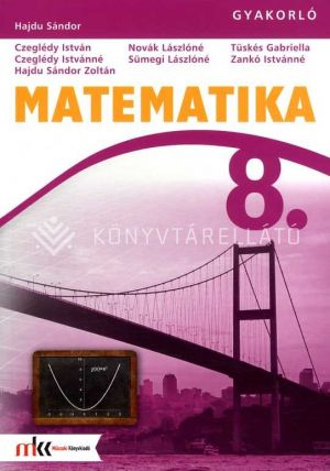 Kép: Matematika 8. Gyakorló MK-4321-3