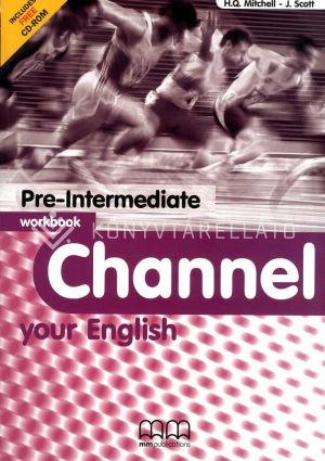 Kép: Channel Your English Pre-Intermediate Workbook (with CD-ROM)