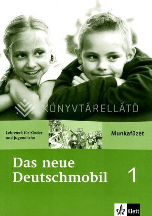 Kép: Das neue Deutschmobil 1. Munkafüzet