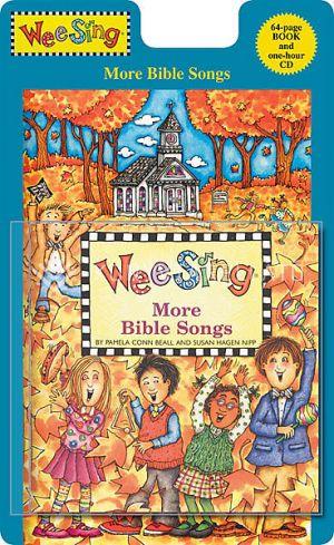 Kép: Wee sing more bible songs book