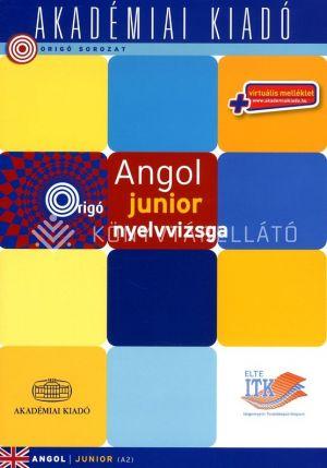 Kép: Angol junior nyelvvizsga (a2)