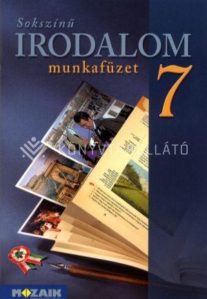 Kép: Sokszínű irodalom 7. munkafüzet