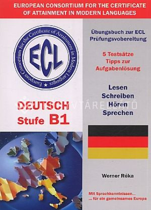 Kép: Ecl Deutsch Stufe B1 (Übungsbuch Zur Prüfungsvorb. Mit Cd)*