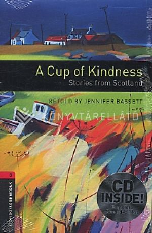 Kép: A Cup of Kindness - Obw Library Level 3 Audio Pack E*