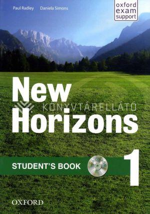 Kép: New Horizons 1 Students Book