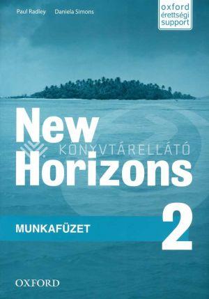 Kép: New Horizons 2 Munkafüzet