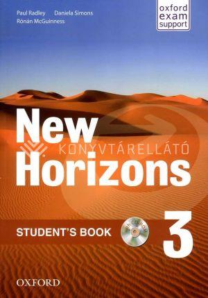 Kép: New Horizons 3 Students Book