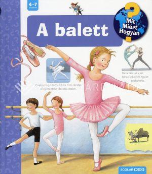 Kép: A balett - Mit? Miért? Hogyan?