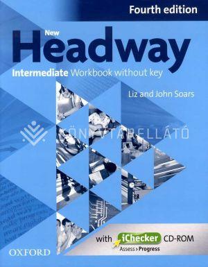 Kép: New Headway Intermediate Fourth Edition WB with iChecker CD-ROM