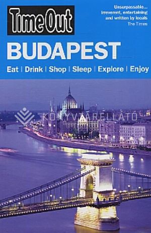 Kép: Time out guide to Budapest 7th ed.