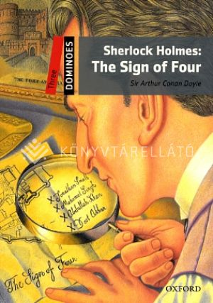 Kép: Sherlock Holmes: The Sign of Four (Dominoes 3) * New Ed.