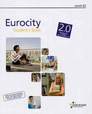 Kép: Eurocity student's book b2 2.0 *új