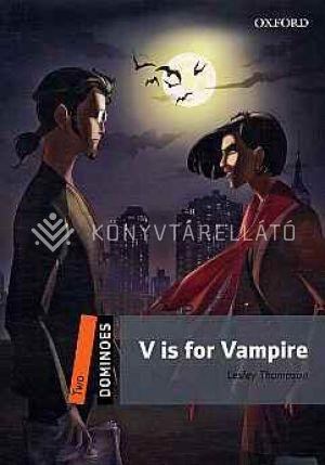 Kép: V Is For Vampire (Dominoes Two)
