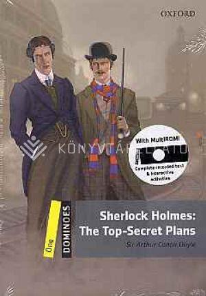 Kép: Sherlock Holmes:The Top-Secret Plans (Dominoes One) Pack