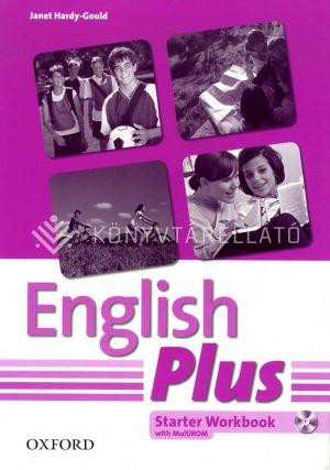 Kép: English Plus Starter Workbook with MultiROM