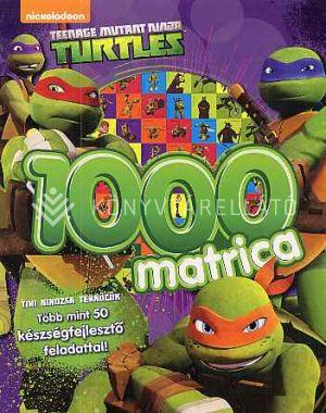 Kép: 1000 matrica  - Tini nindzsa teknőcök