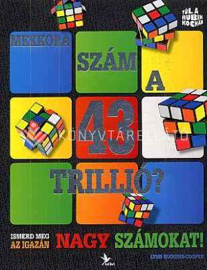 Kép: Mekkora szám a 43 trillió? - Túl a Rubik kockán