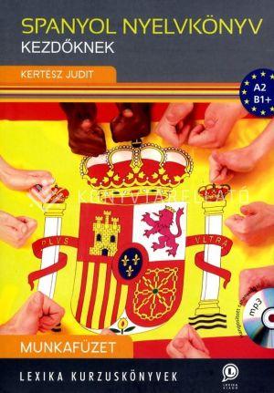 Kép: Spanyol nyelvkönyv kezdőknek - munkafüzet!!